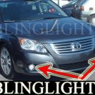 2008 2009 2010 Toyota Avalon Xenon Fog Lamps Driving Lights Foglamps Foglights Kit