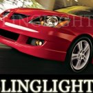 2002 2003 2004 2005 2006 2007 Mitsubishi Lancer Xenon Foglamps Fog Lamps Driving Lights Kit