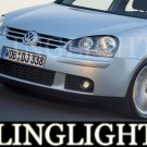 2003 2004 2005 2006 2007 2008 2009 Volkswagen VW Rabbit Golf Mk5 MkV Xenon Foglamps Fog Lamps Lights