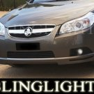 Chevy Tosca Angel Eye Fog Lamps Halo Driving Lights Kit Foglamps Foglights Drivinglights