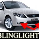 Ford FG Falcon XT Xenon Fog Lamp Driving Light Kit sedan ute