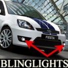 2002 2003 2004 2005 2005 2007 2008 Ford Fiesta ST XR4 LED Fog Lamps Driving Lights Foglamps Kit
