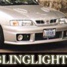 1999-2007 INFINITI G20 EREBUNI BODY KIT FOG LIGHTS LAMPS 2000 2001 2002 2003 2004 2005 2006