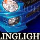 Subaru Impreza Versus Motorsport Foglamps Body Kit Bumper Drivinglights