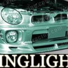 Subaru Impreza AIT Racing Body Kit Fog Lamp Driving Light Bumper