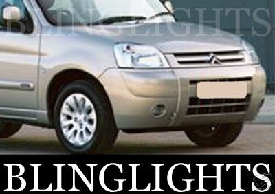 2001-2009 CITROEN BERLINGO TAILLIGHTS TINT xtr 2002 2003 2004 2005 2006 2007 2008