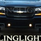 LED Projector Halo Fog Lights for 2002-2009 Chevy Trailblazer SS