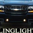 2002-2009 Chevy Trailblazer SS Fog Lamp Light Kit Xenon Drivinglights