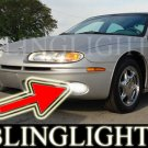 2001-2003 OLDSMOBILE AURORA FOG LIGHTS driving lamps 2002