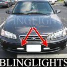 1997-2001 Toyota Camry Fog Lamp Driving Light Kit Xenon