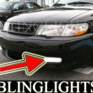 2002-2005 SAAB 9-5 AERO XENON FOG LIGHTS DRIVING LAMPS LIGHT LAMP KIT 2003 2004