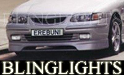 Mazda 626 Erebuni Bumper Foglamps Body Kit Drivinglights