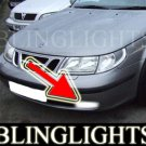 1999 2000 2001 SAAB 9-5 ARC XENON FOG LIGHTS DRIVING LAMPS LIGHT LAMP KIT