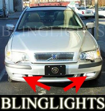 1995-2003 Volvo S40 1.9T Fog Lights Driving Lamps Kit