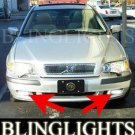 1995-2003 Volvo S40 1.9T Fog Lights Driving Lamps Kit