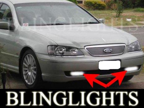 2003 2004 2005 Ford Fairlane G220 Xenon Fog Lamps Driving Lights Kit BA