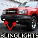 1999-2004 CHEVY TRACKER FOG LIGHTS DRIVING LAMPS LIGHT LAMP KIT base lt zr2 2000 2001 2002 2003