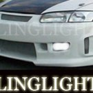 1997-2001 TOYOTA CAMRY JUNBUG BODY KIT FOG LIGHTS DRIVING LAMPS LIGHT LAMP KIT 1998 1999 2000