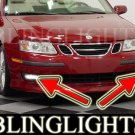 2005 2006 2007 SAAB 9-3 AERO XENON FOG LIGHTS DRIVING LAMPS LIGHT LAMP KIT