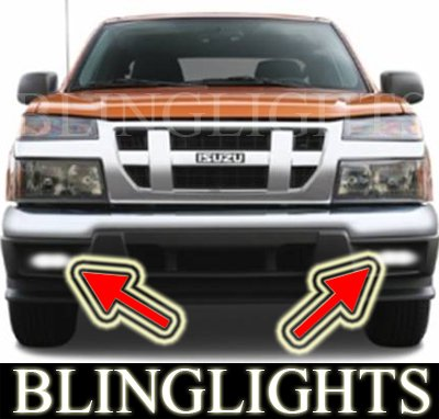 2006-2008 ISUZU I-290 FOG LIGHTS DRIVING LAMPS LIGHT LAMP KIT i290 2007 06 07 08