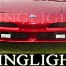 1992-1997 FORD PROBE FOG LIGHTS DRIVING LAMPS LIGHT LAMP KIT se gt gts 1993 1994 1995 1996