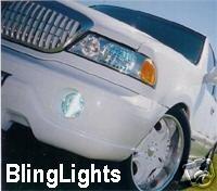 Lincoln Aviator Xenon HID Fog Lamps Driving Lights Kit 55watt