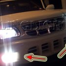 1998 1999 Isuzu Amigo Hella Bumper Fog Lamps Driving Lights
