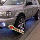2000 Isuzu Amigo Angel Eye Driving Lights Fog Lamps Kit Halos