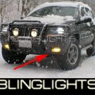 1996 1997 1998 JEEP GRAND CHEROKEE BUMPER FOG LIGHTS DRIVING LAMPS LIGHT LAMP KIT 96 97 98
