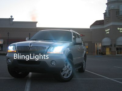 Ford Expedition Xenon Head Lamps HID Light Conversion Kit