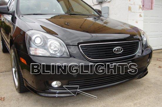 2006 2007 2008 Kia Optima Foglamps Driving Lights Kit