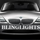 2003 2004 2005 BMW Z4 Xenon Foglamps Foglights Drivinglights Driving Fog Lamps Lights Kit