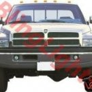 1994 1995 1996 1997 1998 1999 2000 2001 2002 Dodge Ram 2500 Xenon Foglamps Fog Lamps Lights Kit