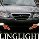 2009 2010 Hyundai Sonata Bumper Foglamps Driving Lights Kit