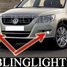 2008 2009 2010 2011 VW Tiguan Fog Lights Lamps Volkswagen
