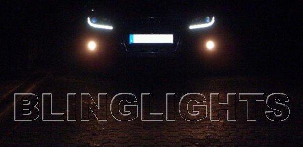 2007 2008 2009 2010 Audi A5 Fog Lamp Driving Light Kit Xenon Foglamps LED Drivinglights