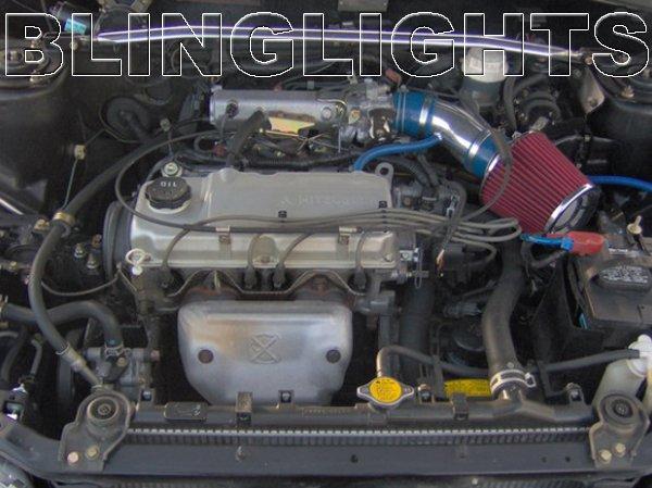 1995-2003 Mitsubishi Mirage 1.5 1.6 1.8 L Cold Air Intake Kit Engine CAI
