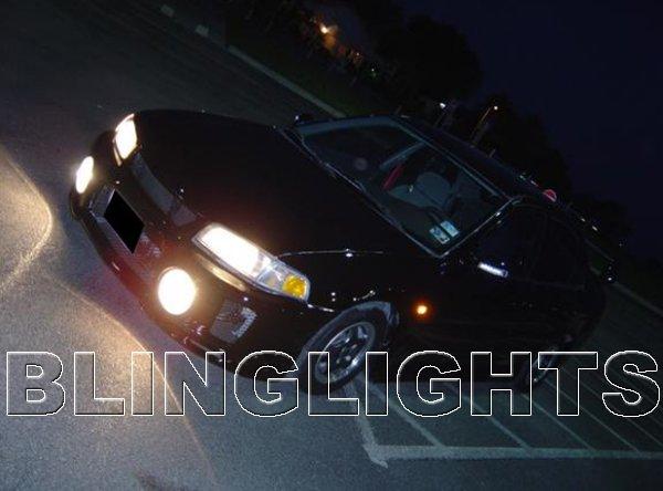 1997-2002 Mitsubishi Mirage Evo V 5 Body Kit Bumper Fog Lights Driving Lamps Foglamps Foglights