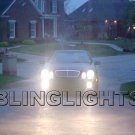 1997 1998 1999 2000 2001 2002 Mercedes-Benz CLK320 Xenon Fog Lights Driving Lamps Kit clk320