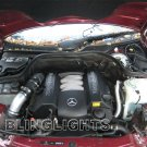 1997-2009 Mercedes CLK320 Motor Performance Air Intake System 3.2L Engine w208 c209 Kit
