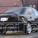 1998 1999 2000 Mercedes-Benz C180 Smoked Taillamps Taillights Tail Lamps Tint Film Overlays