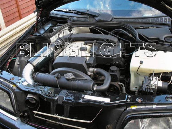1994-2000 Mercedes C200 Cold Air Intake 2.0L Performance Motor System