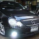 2005 Mercedes C230K Kompressor Sports Coupe Xenon Fog Lights Driving Lamps Kit C 230K C230 K W203