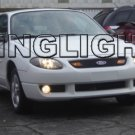 2003 Ford Escort ZX2 Xenon Fog Lights Driving Lamps Kit