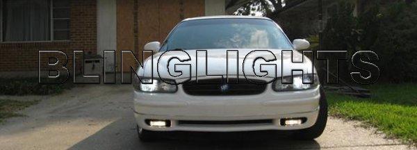 1997-2004 Buick Regal Xenon Fog Lamps Driving Lights Kit