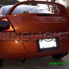 2003 2004 2005 Dodge Neon Smoke Tint Taillamp Taillights Overlays Film Protection