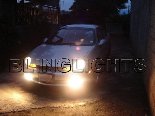 2000 2001 Plymouth Neon Highline LX Xenon Fog Lights Driving Lamps Kit