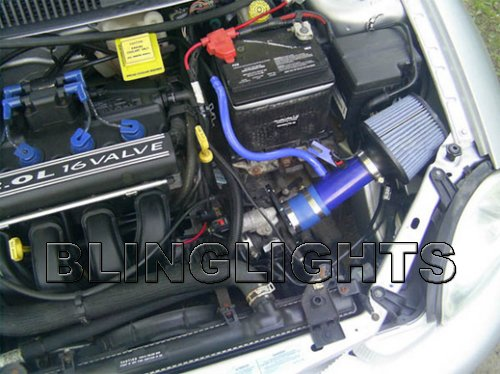 1995 1996 1997 1998 1999 Chrysler Neon 2.0 L A588 SOHC Carbon Fiber Air Intake 2.0L Engine