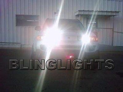 2002 2003 2004 2005 2006 2007 Saturn Vue 4750K Halogen Headlights Bulbs Headlamps Head Lights Lamps