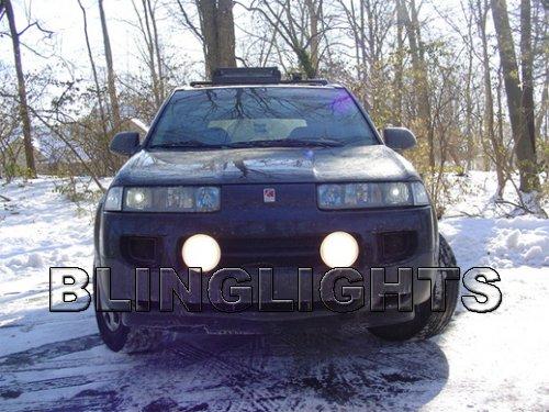 2002 2003 2004 2005 2006 2007 2008 2009 2010 Saturn Vue Off Road Lights Lamps Bumper Brush Bar Kit